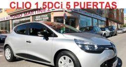 RENAULT CLIO (IV) 1.5 DCi  BUSINESS 5 PUERTAS