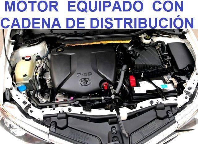 TOYOTA AURIS TOURING SPORT 115D 112CV ACTIVE 6 VELOCIDADES; AÑO:2015 lleno